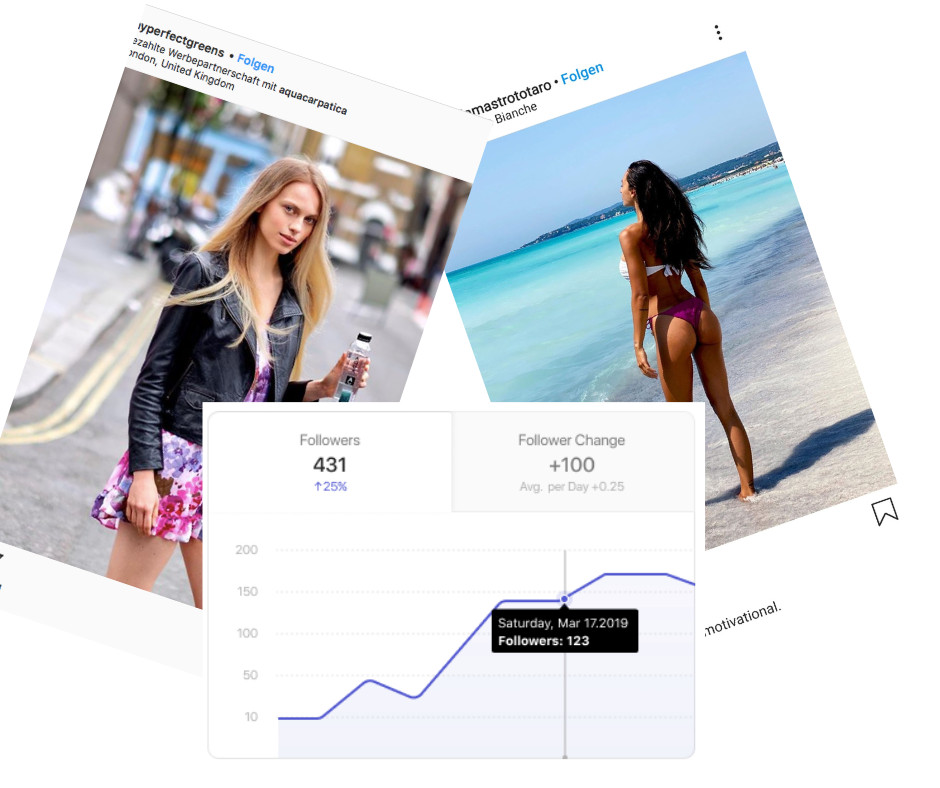 mehr Follower auf Instagram agentur